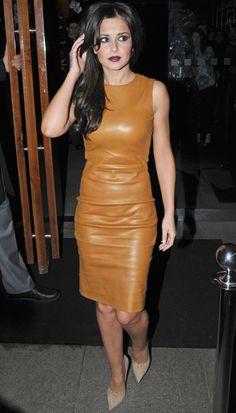 Cheryl Cole enjoys Kimberley Walsh's birthday celebrations