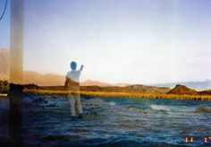 Christopher McCandless at the Sea of Cortez