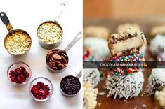 16 Sweet Snacks For Anyone Trying To Eat A Little Healthier