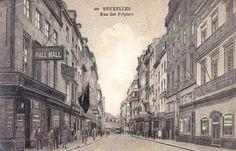 rue des Frippiers a Bruxelles