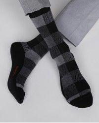 861e201e1ca Chaussettes Homme - Chaussettes Hautes   Chaussettes Courtes pour Homme    Matière Coton peigné - BLEUFORÊT