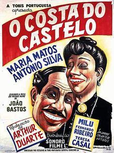 cartazes de filmes portugueses antigos - Recherche Google