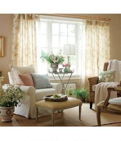 Sanctuary Tailored Curtains - Country Curtains®