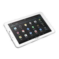 """TABLET MOBO MB-7007 BLANCA (QUAD CORE/ANDROID 5.1 /7""""HD / 3G /DOBLE CAMARA / 8GB)"""