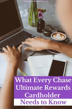 What You Need to Know About Chase Ultimate Rewards Points Part 1 - The Globetrotting Teacher - What Every Chase Ultimate Rewards Cardholder Needs to Know – Do you have a credit card like the C - Names Of Hotels, Before You Fly, Travel Rewards, Leaving Home, Lost Money, Travel Information, Best Vacations, Travel Tips, Travel Hacks