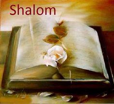 Yahuwah Shalom.