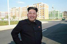 Kim Jong Un angeblich wieder aufgetaucht - Yahoo Nachrichten Deutschland    SCHWEINCHEN DICK WAR BEIM FRISEUR.