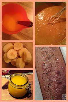 Lekker en leuk!: Banaan lemon curd ontbijtkoek