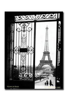 Sally Gall Views Of Paris