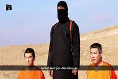 """ایرانیان مقیم استرالیا - تهدید """"دولت اسلامی"""" به کشتن دو گروگان ژاپنی"""