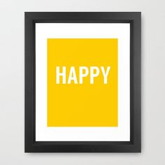 Motivational+Art+Happy+Fitness+Motivation+Quote+by+PosterSavvy,+$12.60