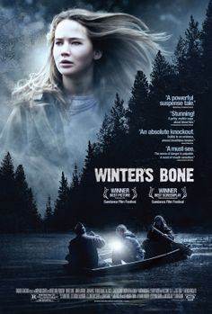 2011 Winter's Bone is a American independent drama film, an adaptation of Daniel Woodrell's 2006 novel of the same name.