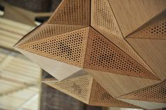 A Mechanical Roof Tweaks Concert Acoustics In Real Time | Co.Design | business + design