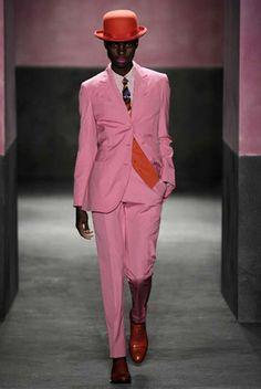 Mongo:Africa bộ sưu tập được lấy cảm hứng từ người đàn ông giàu có ở Moongo cua Paul Smith