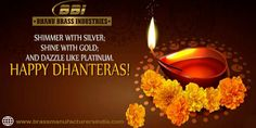 May goddess Laxmi bless your business to do well in spite of all odds like, the enduring charms of gold and diamonds… #HappyAndProsperousDhanteras