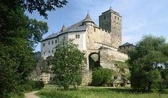 Czech Republic - Böhmisches Paradies – UNESCO-Geopark Burg Kost