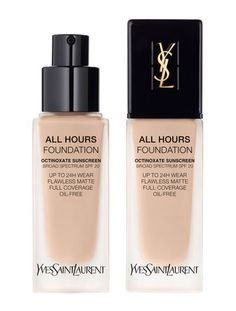YSL All Hours Foundation I love this foundation!!!!