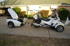 For Sale 2011 Can-Am Spyder Limited trike RT-LTD with 2012 Can-Am Trailer @ Xtreme Toyz Classifieds your #1 Automotive Classifed Ad website...If it goes on Land, Water or Snow we can help you sell it.  http://www.xtremetoyzclassifieds.com/motorcycles/2011-can-am-spyder-limited-trike-rt-ltd-with-2012-can-am-trailer/