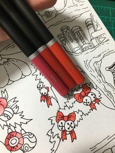 Coloring Tips, Coloring Pages, Colouring Techniques, Colour Combinations, Color Pallets, Colored Pencils, Art Supplies, Castle, Colors