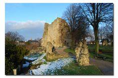 Knaresborough Castle   North Yorkshire England