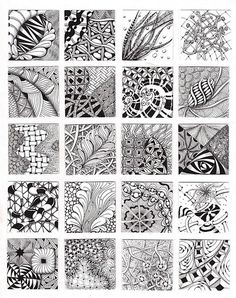 #Zentangle zentangles-and-doodles