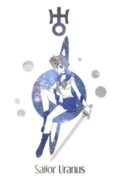 Sailor Uranus by Mangaka-chan.deviantart.com on @deviantART