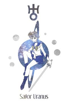 Sailor Uranus by Mangaka-chan.deviantart.com on @deviantART