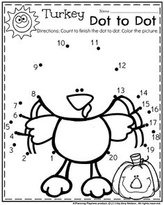 thanksgiving dot painting free printables activities toddler preschool and free printables. Black Bedroom Furniture Sets. Home Design Ideas