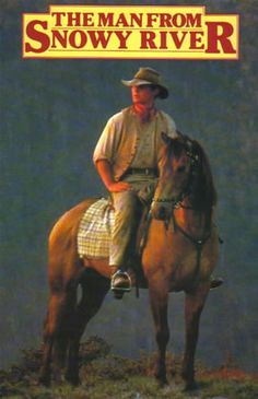 Seriously badass riding happens in this movie. I was never really sure how that horse galloped down the near-vertical cliff face without breaking a leg. Made me wish I was an Aussie though:)