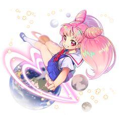 sailor moon, chibi usa