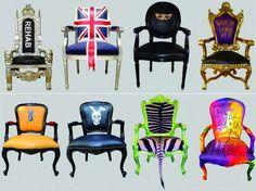 odd urban chairdesign