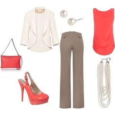 work outfit...wow wow wow wow....love the color combo and how its simple, but chic!!