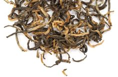 Rare black tea from Fujian, China. Golden Monkey tea is hand-processed each spring with careful plucking of only one leaf and one bud. Sweet and very nosy: savory roasted apples, cocoa and spice notes. Rich texture and smooth, soft mouthfeel. Only $6 for sample size (makes 10 cups).