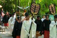Japaninfo added 35 new photos to the album: Mikage-matsuri เทศกาลสำคัญก่อน Aoi-Matsuri/15 พฤษภา — at 下鴨神社(賀茂御祖神社).