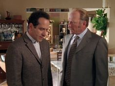 Tony Shalhoub and Ted Levine in Monk Detective Monk, Homicide Detective, Monk Serie, Monk Tv Show, Adrian Monk, Tony Shalhoub, Mystery Show, Tv Show Casting, Funny Scenes