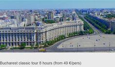 #Bucharest classic tour | Secret Romania