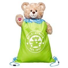 www.buildabear.co.uk shop store Lime-Green-Reusable-Drawstring-Backpack productId=prod12090049