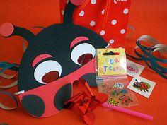 Spotty Dotty Ladybird Party Bag £2.00