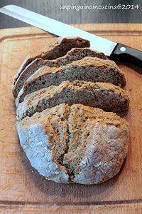 Soda Bread alla farina di segale