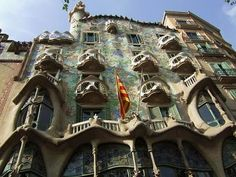 Casa Batllo: Barcelona, Spain | Best places in the World