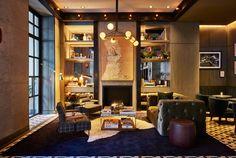 Tara Bernerd | Unique living room made for confort and style | #tarabernerd #luxury