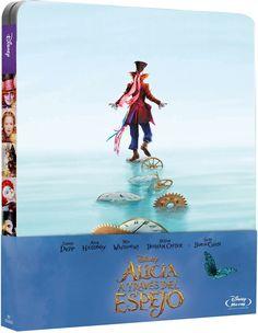 Alicia a través del espejo #AliceThroughTheLookingGlass y sus ediciones en España y el extranjero 👇