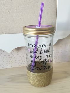A personal favorite from my Etsy shop https://www.etsy.com/listing/267447671/im-sorry-for-what-i-said-before-i-had-my