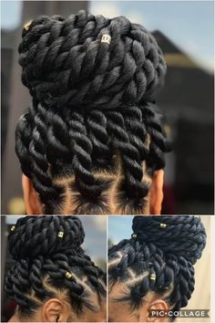 98 Amazing Amazing and Artistic Braided Hairstyles for Black Girl for Upcoming New Year 2019 - Frisuren Natural Braided Hairstyles, Braided Hairstyles For Black Women, Kids Braided Hairstyles, African Braids Hairstyles, Girl Hairstyles, Black Hair Braid Hairstyles, Marley Twist Hairstyles, Cute Hairstyles For Medium Hair, Hairstyles Pictures