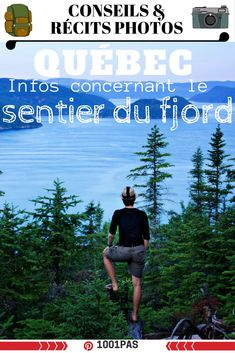 Camping Discount For Seniors Saguenay Quebec, Quebec Montreal, Backpacking, Camping, Lac Saint Jean, Destinations, Lake Arrowhead, Fjord, Best Hikes