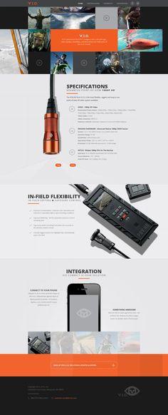 V.I.O. Concept 1.0 by Gene Ross