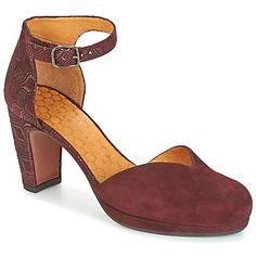 Schoenen Dames pumps Chie Mihara MAHO Rood / Bordeau