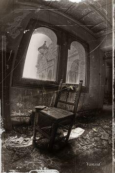 Beautifully haunting photo