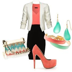 Business, created on Polyvore