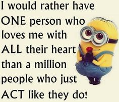 Funny minions images with captions PM, Tuesday September 2015 PDT) - 10 pics - Minion Quotes Cute Minion Quotes, Funny Minion Pictures, Minions Images, Cute Minions, Minions Quotes, Minion Humor, All Quotes, Best Quotes, Funny Quotes